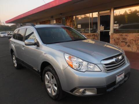 2012 Subaru Outback for sale at Auto 4 Less in Fremont CA