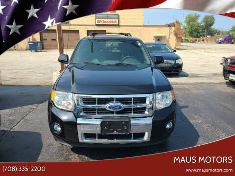 2012 Ford Escape for sale at MAUS MOTORS in Hazel Crest IL