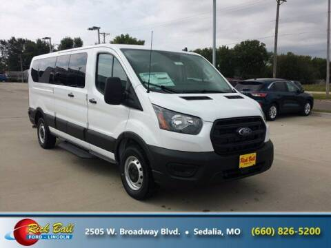 2020 Ford Transit Passenger for sale at RICK BALL FORD in Sedalia MO