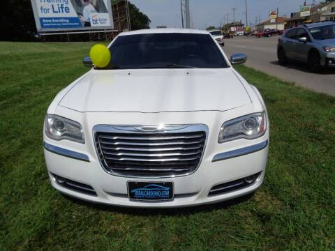 2012 Chrysler 300 for sale at Ideal Cars in Hamilton OH