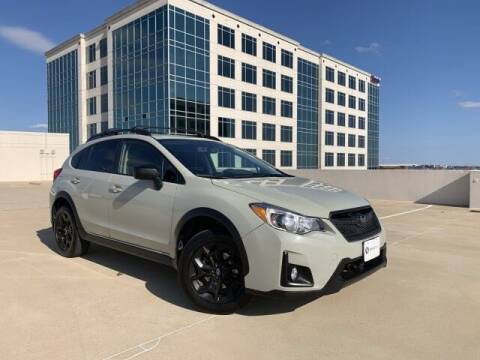 2016 Subaru Crosstrek for sale at SIGNATURE Sales & Consignment in Austin TX