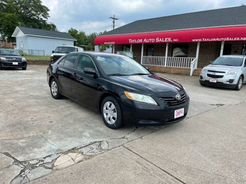 2008 Toyota Camry for sale at Taylor Auto Sales Inc in Lyman SC