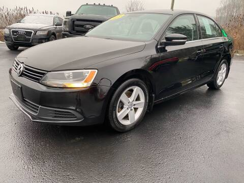 2013 Volkswagen Jetta for sale at Pine Grove Auto Sales LLC in Russell PA