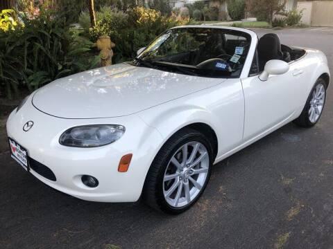 2007 Mazda MX-5 Miata for sale at Boktor Motors in North Hollywood CA