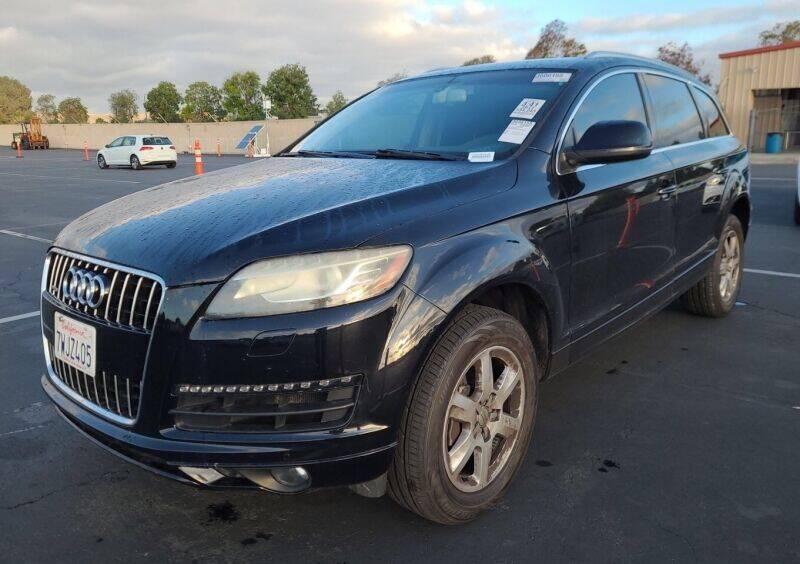 2013 Audi Q7 for sale at SoCal Auto Auction in Ontario CA