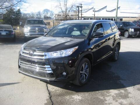 2018 Toyota Highlander for sale at Import Auto Connection in Nashville TN