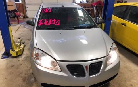 2009 Pontiac G6 for sale at Bailey & Sons Motor Co in Lyndon KS
