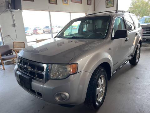 2008 Ford Escape for sale at PYRAMID MOTORS - Pueblo Lot in Pueblo CO
