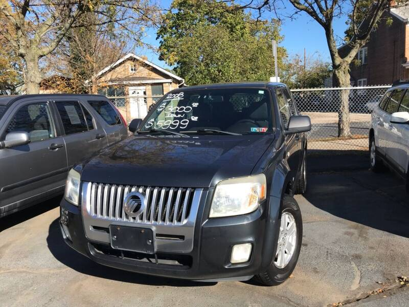 2008 Mercury Mariner for sale at Chambers Auto Sales LLC in Trenton NJ