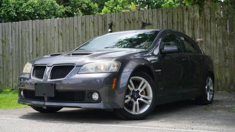 2009 Pontiac G8 for sale at Hidalgo Motors Co in Houston TX