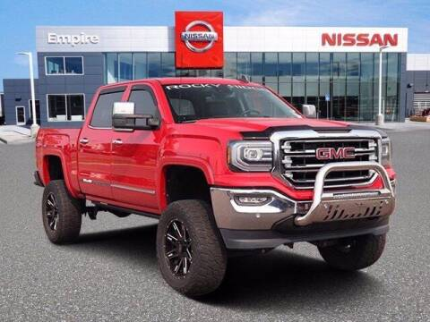 2018 GMC Sierra 1500 for sale at EMPIRE LAKEWOOD NISSAN in Lakewood CO