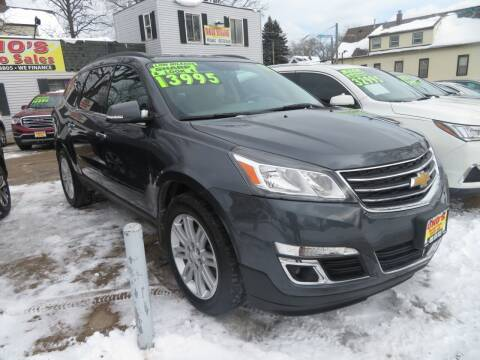 2013 Chevrolet Traverse for sale at Uno's Auto Sales in Milwaukee WI