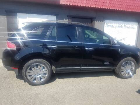 2008 Lincoln MKX for sale at Bonney Lake Used Cars in Puyallup WA