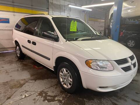 2007 Dodge Grand Caravan for sale at Auto Tech Car Sales and Leasing in Saint Paul MN