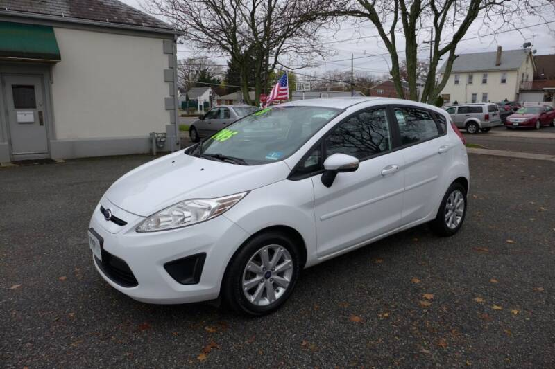 2013 Ford Fiesta for sale at FBN Auto Sales & Service in Highland Park NJ