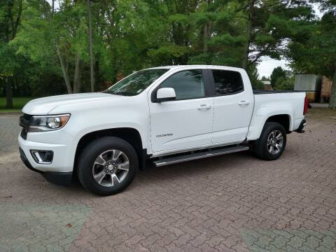 2016 Chevrolet Colorado for sale at CARS PLUS in Fayetteville TN