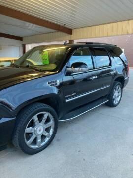 2012 Cadillac Escalade for sale at Anderson Motors in Scottsbluff NE