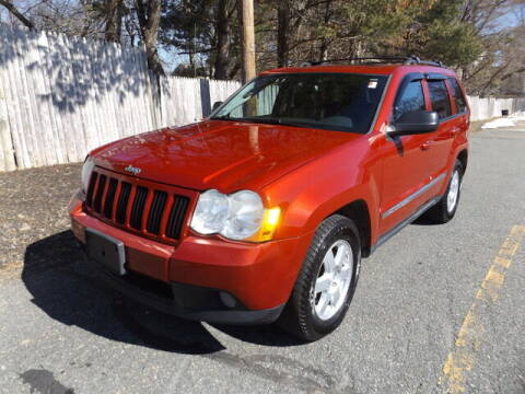 2010 Jeep Grand Cherokee for sale at Wayland Automotive in Wayland MA