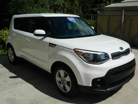 2017 Kia Soul for sale at Jeff's Auto Sales & Service in Port Charlotte FL