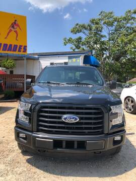 2015 Ford F-150 for sale at Mega Cars of Greenville in Greenville SC