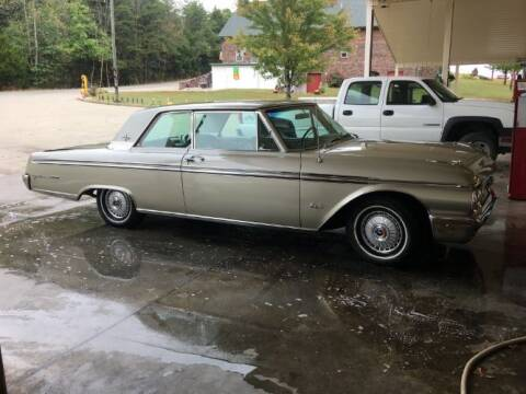 1962 Ford Galaxie for sale at Classic Car Deals in Cadillac MI