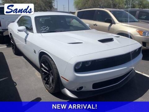 2019 Dodge Challenger for sale at Sands Chevrolet in Surprise AZ