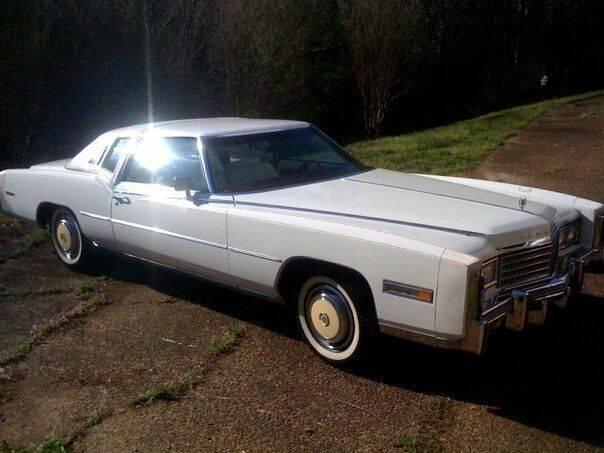 1978 Cadillac Eldorado for sale in Cadillac, MI