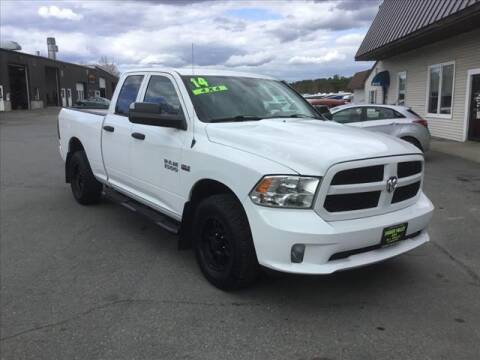 2014 RAM Ram Pickup 1500 for sale at SHAKER VALLEY AUTO SALES in Enfield NH