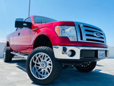 2011 Ford F-150 for sale at Bay Cars R Us in San Jose CA