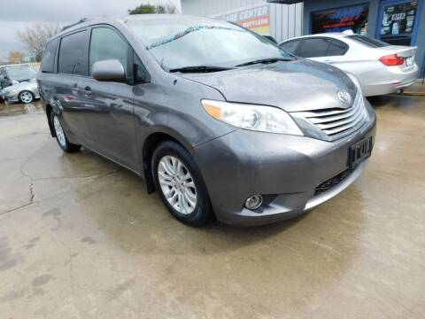 2011 Toyota Sienna for sale at AMD AUTO in San Antonio TX