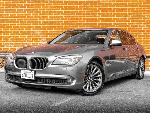 2011 BMW 7 Series for sale in Burbank, CA