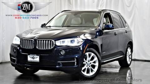 2014 BMW X5 for sale at ZONE MOTORS in Addison IL