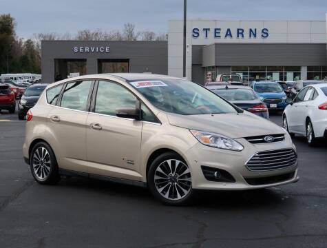 2017 Ford C-MAX Energi for sale at Stearns Ford in Burlington NC
