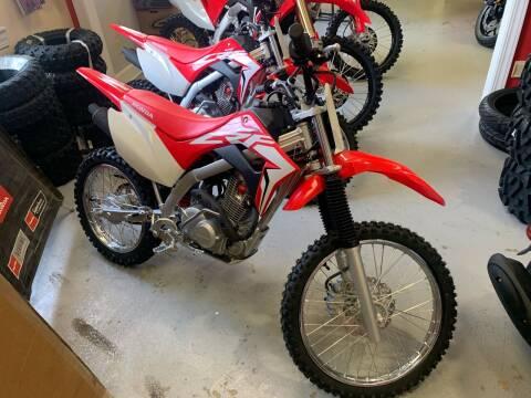 2021 Honda CRF125FB for sale at Dan Powers Honda Motorsports in Elizabethtown KY