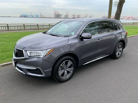 2018 Acura MDX for sale at Crazy Cars Auto Sale in Jersey City NJ