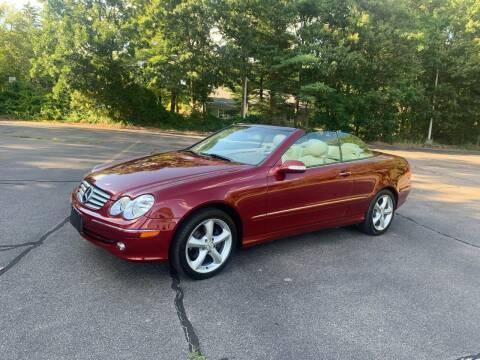 2005 Mercedes-Benz CLK for sale at Pristine Auto in Whitman MA