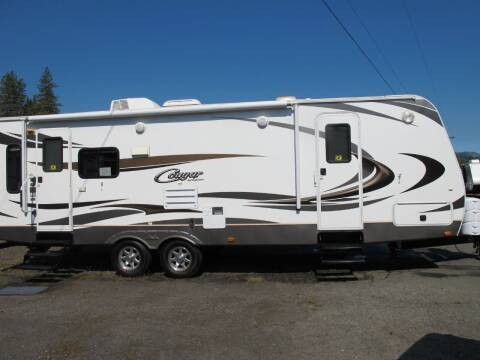 2013 COUGAR 27 RL SLIDE OUT for sale at Oregon RV Outlet LLC - Travel Trailers in Grants Pass OR