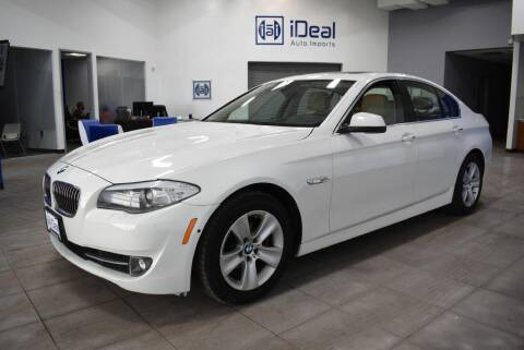 2013 BMW 5 Series for sale at iDeal Auto Imports in Eden Prairie MN