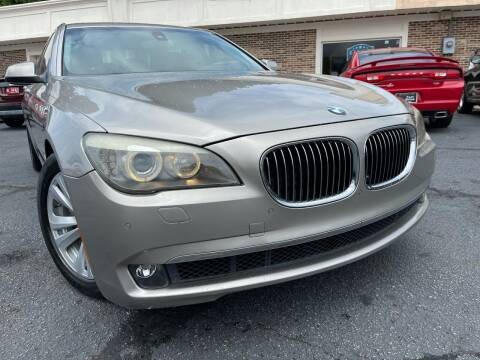2011 BMW 7 Series for sale at North Georgia Auto Brokers in Snellville GA