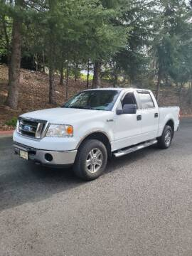 2008 Ford F-150 for sale at RICKIES AUTO, LLC. in Portland OR