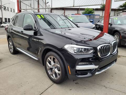 2021 BMW X3 for sale at LIBERTY AUTOLAND INC in Jamaica NY
