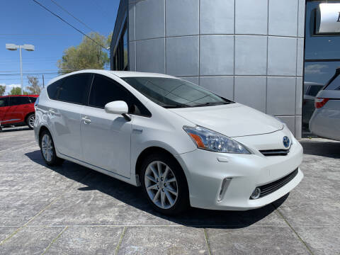 2012 Toyota Prius v for sale at Berge Auto in Orem UT