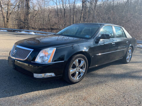 2006 Cadillac DTS for sale at George Strus Motors Inc. in Newfoundland NJ