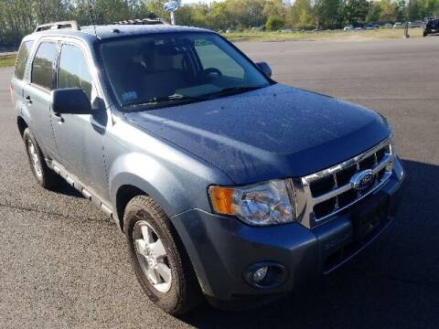 2011 Ford Escape for sale at BETTER BUYS AUTO INC in East Windsor CT