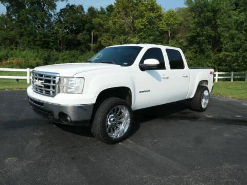 2011 GMC Sierra 1500 for sale at Woodcrest Motors in Stevens PA