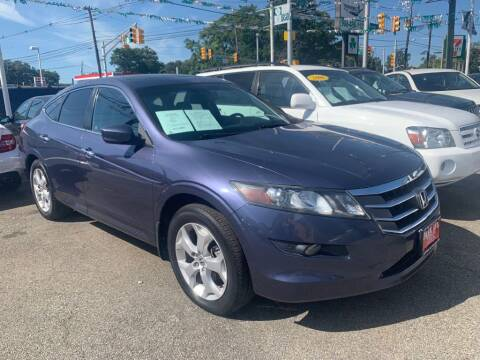 2012 Honda Crosstour for sale at Park Avenue Auto Lot Inc in Linden NJ