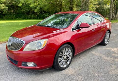 2013 Buick Verano for sale at G T Auto Group in Goodlettsville TN