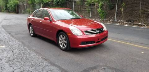 2006 Infiniti G35 for sale at U.S. Auto Group in Chicago IL