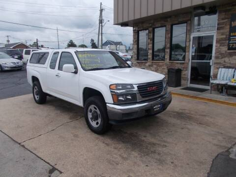 2012 GMC Canyon for sale at Preferred Motor Cars of New Jersey in Keyport NJ