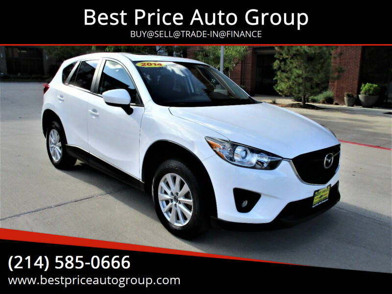2014 Mazda CX-5 for sale at Best Price Auto Group in Mckinney TX